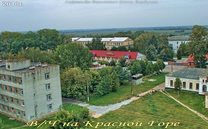На ремонте столовой в военном городке в Бердичеве украли полмиллиона гривен