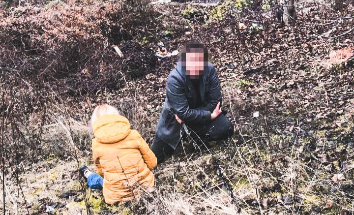 В Харькове полицейский обменял себя на заложника