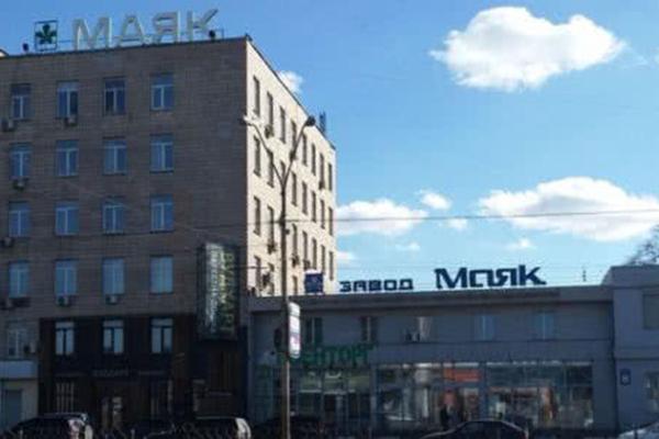 У киевского завода «Укроборонпрома» украли два здания