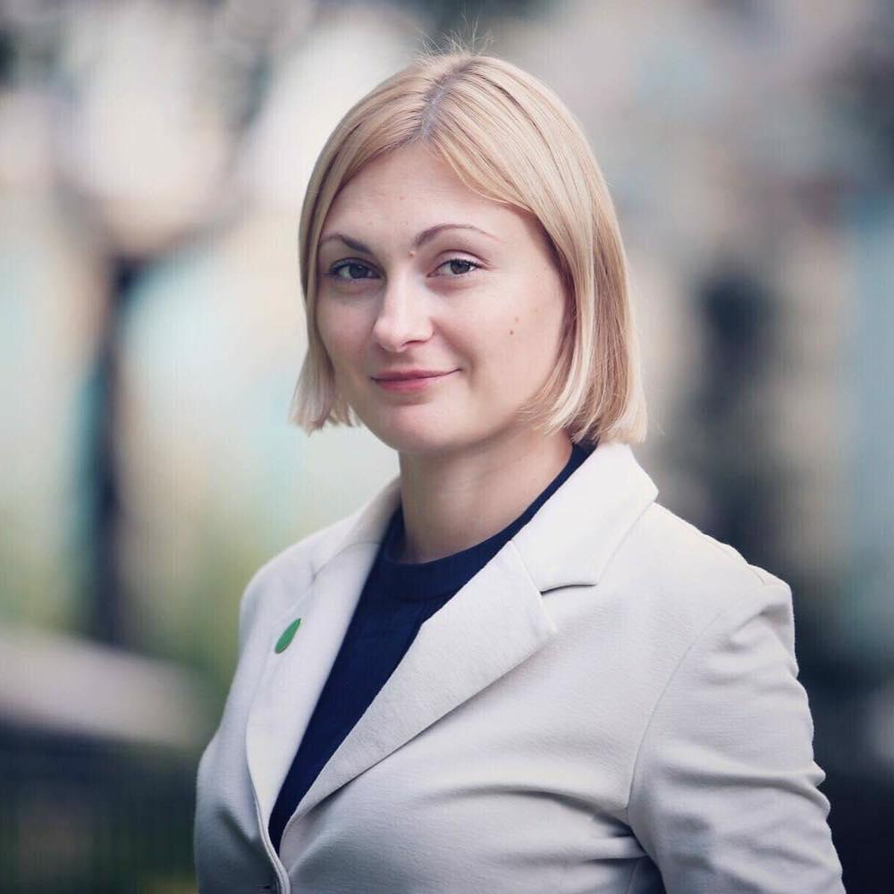 Нардеп Кравчук заявила, что ее муж не угрожал Дубинскому