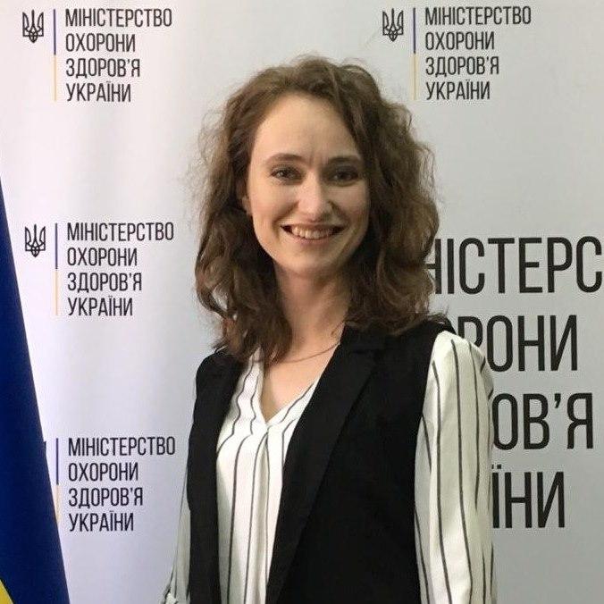 Замминистра здравоохранения Украины от BRDO подала в отставку