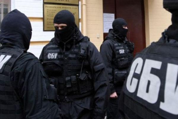 СБУ проводит обыски на Ровненской таможне
