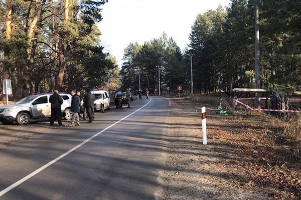 В Киевской области топ-офицер Нацгвардии сбил детей