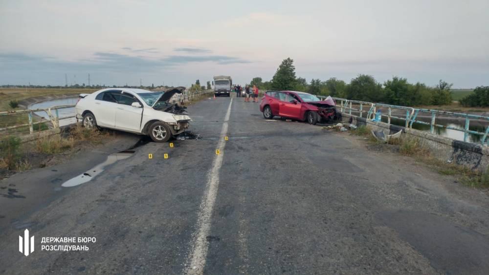 Топ-офицеру СБУ вручили подозрение в серьезной аварии