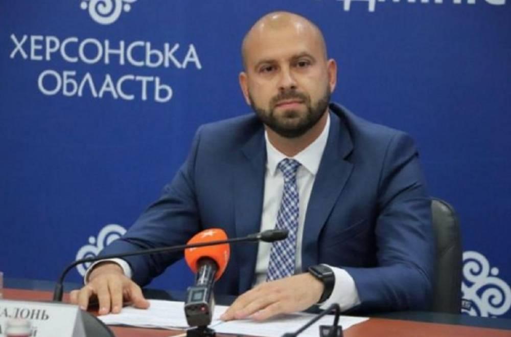 Новый глава Кировоградской ОГА стал фигурантом уголовного дела