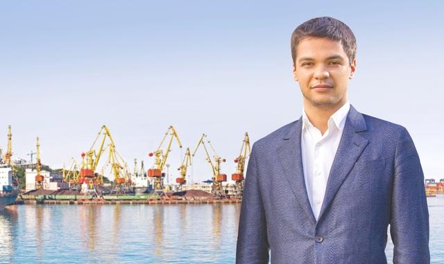 Украинский бизнесмен причастен к крупной международной афере в сфере судоходства