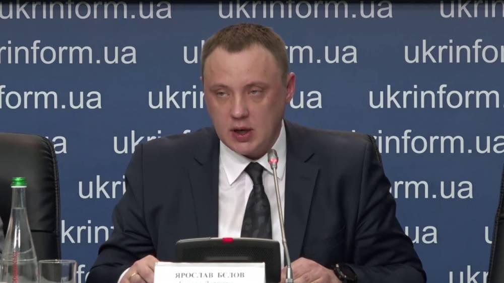 Глава Госрыбагентства Белов подал в отставку