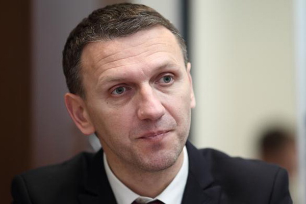 Глава ГБР прокомментировал задержание своего кума