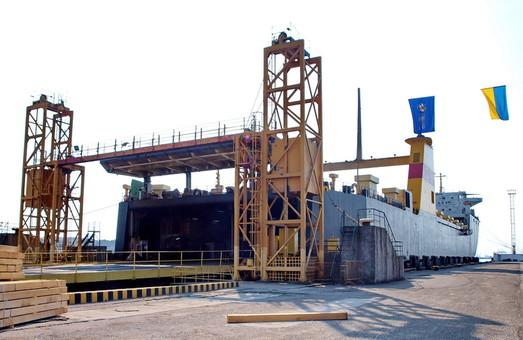 Директор Черноморского порта отстранил руководство паромного комплекса из-за подозрение в хищениях