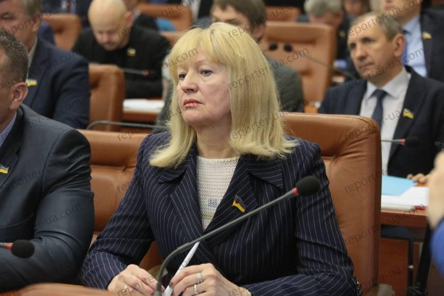 Запорожский депутат выделила из депутатского фонда матпомощь помощнику