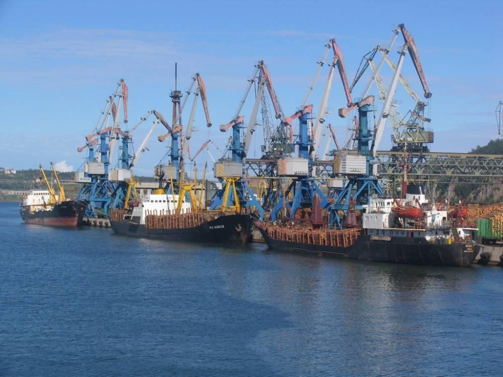 В концессии порта Ольвия участвуют семья замдиректора и топливные контрабандисты