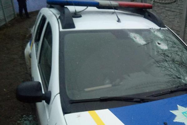 Житель Яготина из ружья обстрелял полицейских