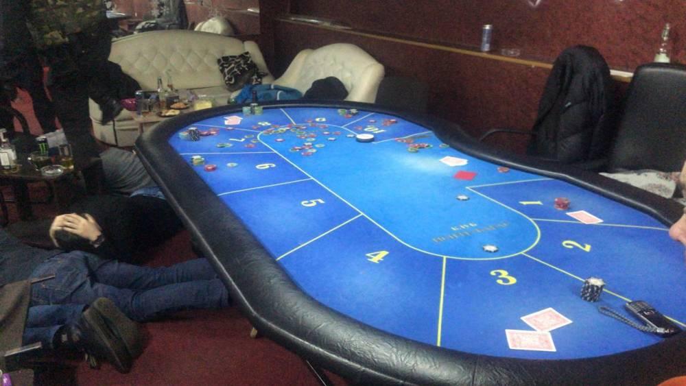 В Энергодаре «накрыли» подпольное казино