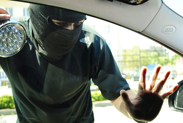 В Одессе ограбили машину прокурора области