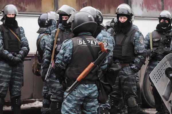 На Волыни бывшему «беркутовцу» сообщили о подозрении в государственной измене