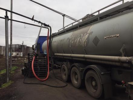 В Киевской и Сумской областях «накрыли» подпольные производства спирта с содержанием метанола