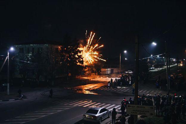 В Каховке полицейского подозревают в сокрытии улик об убийстве