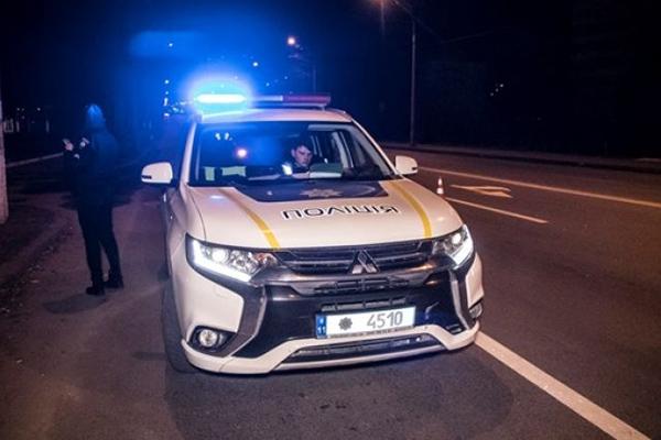 Пьяный водитель из Сум устроил драку с полицией
