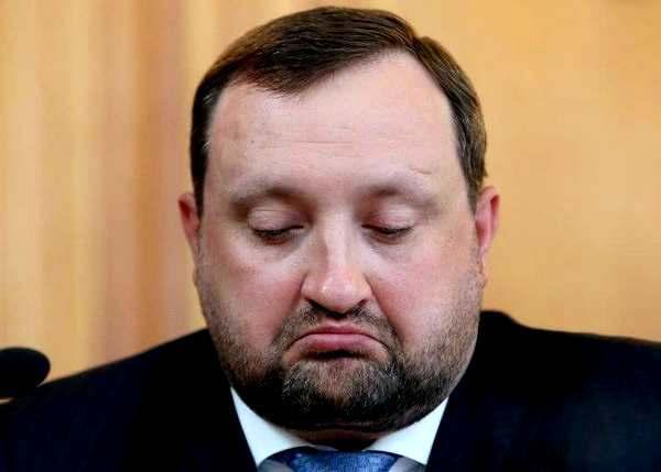 Украинский суд поручил властям арестовать бывшего вице-премьера Арбузова