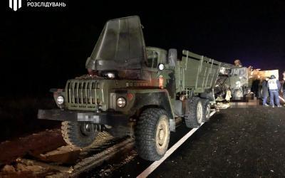 ГБР вручило подозрение солдату за смертельное ДТП в Херсонской области