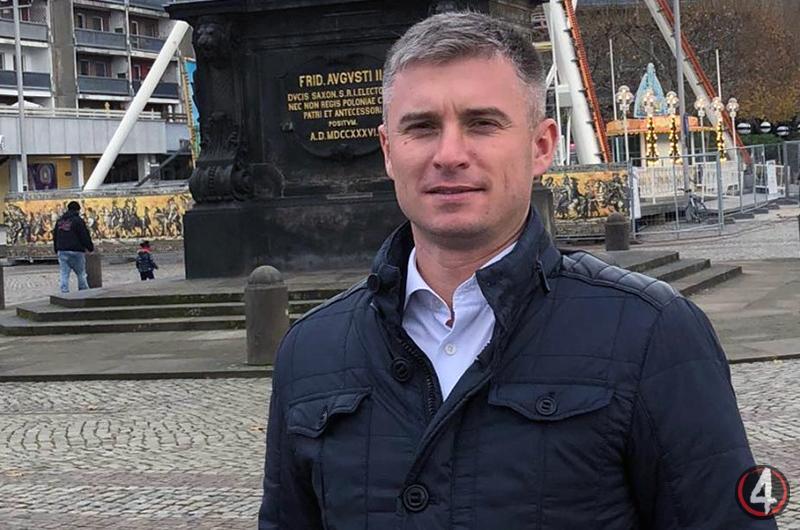 Кабмин представил нового главу НАЗК Новикова