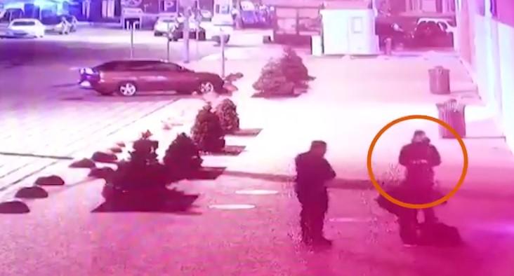 В Киеве боевик «ДНР» открыл стрельбу по полицейским