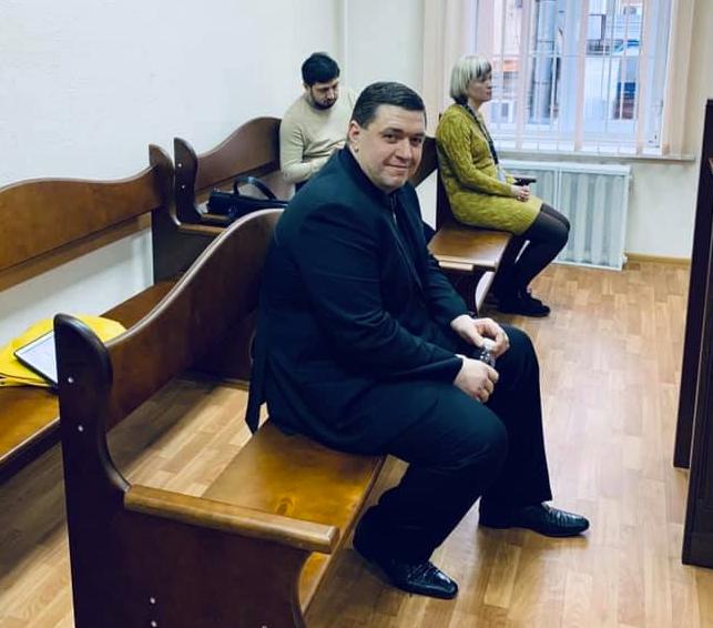 Экс-нардепу Дубовому назначили залог в 16 млн гривен