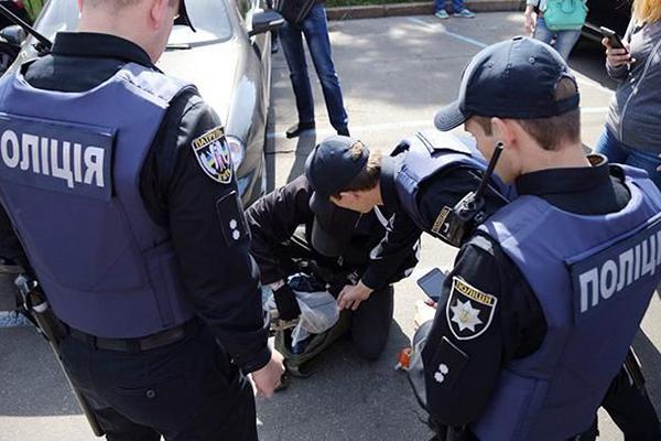 ГБР расследует превышение полномочий Кременчугскими полицейскими при задержании водителя