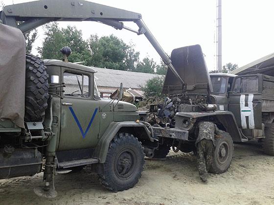В Золочеве военные на «заказ» продавали запчасти от бронетехники