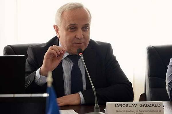 Президента НААН подозревают в причастности к хищению 15 гектаров земли под Киевом