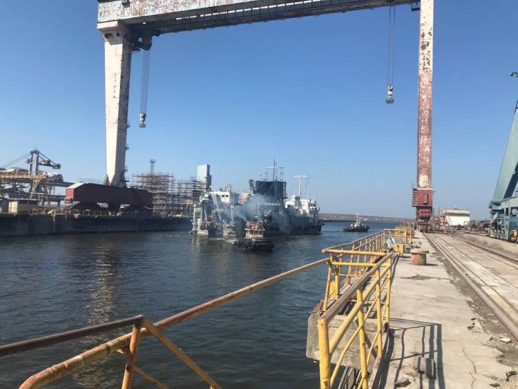 Довели до банкротства: суд арестовал имущество Николаевского судостроительного завода
