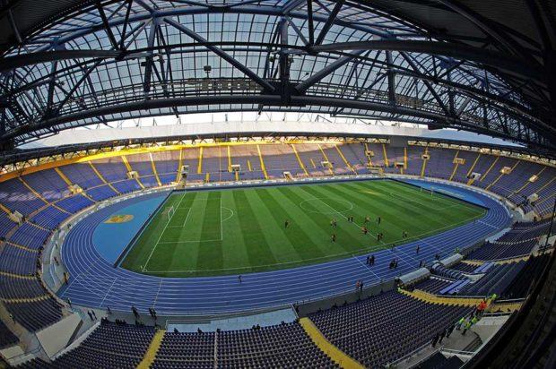 Харьковский стадион и тренировочную базу «Металлиста» отобрали у Курченко в пользу государства