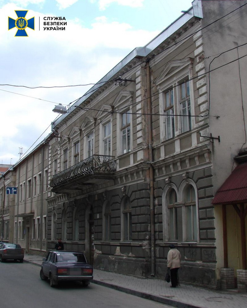В Тернопольском горсовете пытались приватизировать историческое здание по заниженной цене