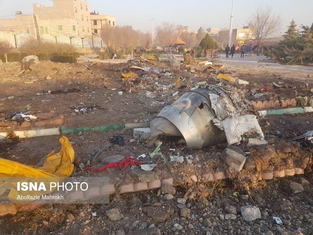 Премьер Канады заявил, что украинский самолет сбила иранская ракета