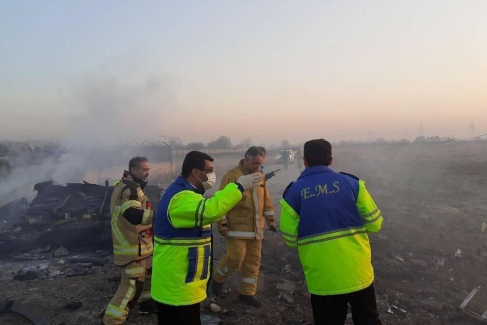 Авиакатастрофа в Тегеране: в МАУ заявляют, что самолет проходил обслуживание два дня назад