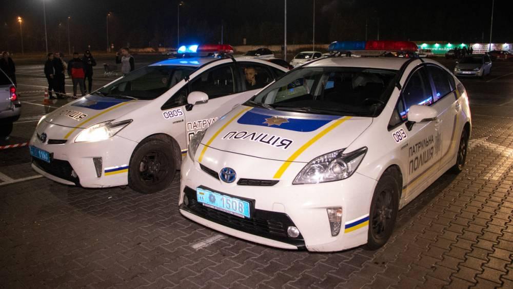 Полицейские попали в масштабное ДТП в Запорожской области