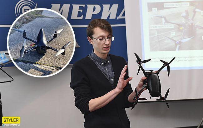 Разработанные «Укроборонпромом» дроны лежат на складах: военные боятся ими пользоваться