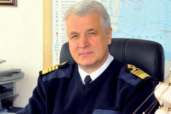 Щипцова уволили с должности главы Госгидрографии