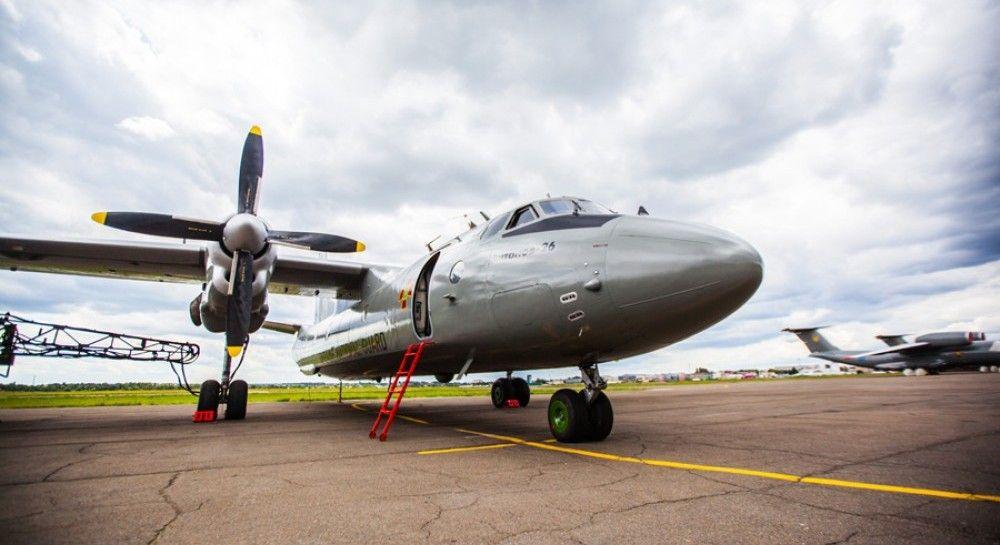 Компания «Укроборонпрома» решила продать три нерабочих самолета «Ан-26»