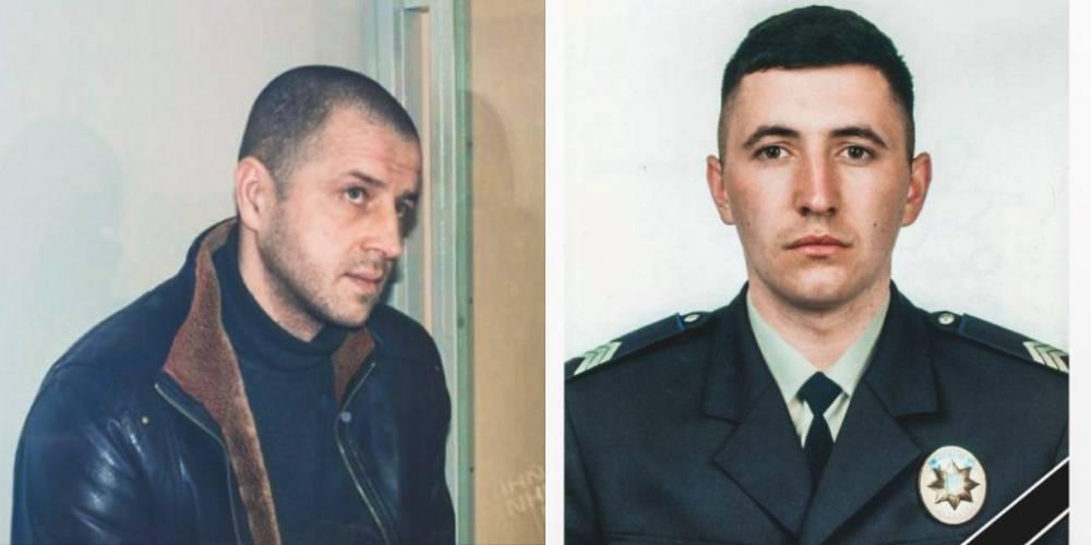 В Млынове суд приговорил к пожизненному заключению мужчину за убийство полицейского