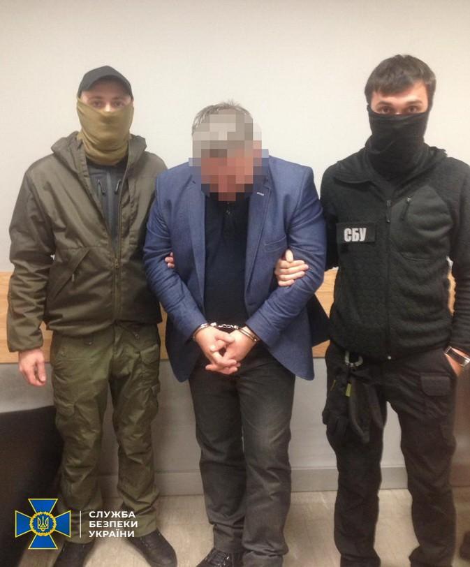 В Борисполе специалисты организовали незаконный ремонт военной техники