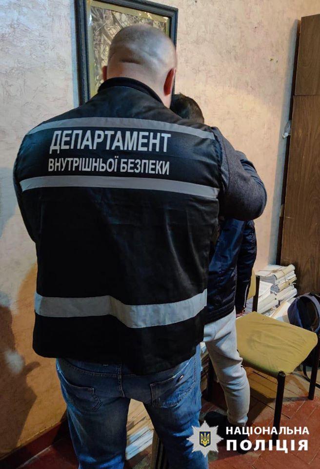 В Кропивницком задержали стрелявшего в патрульного местного жителя