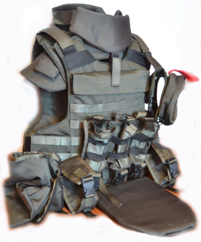 ГБР вручило подозрение технологу фирмы, поставлявшей плохие бронежилеты в войска