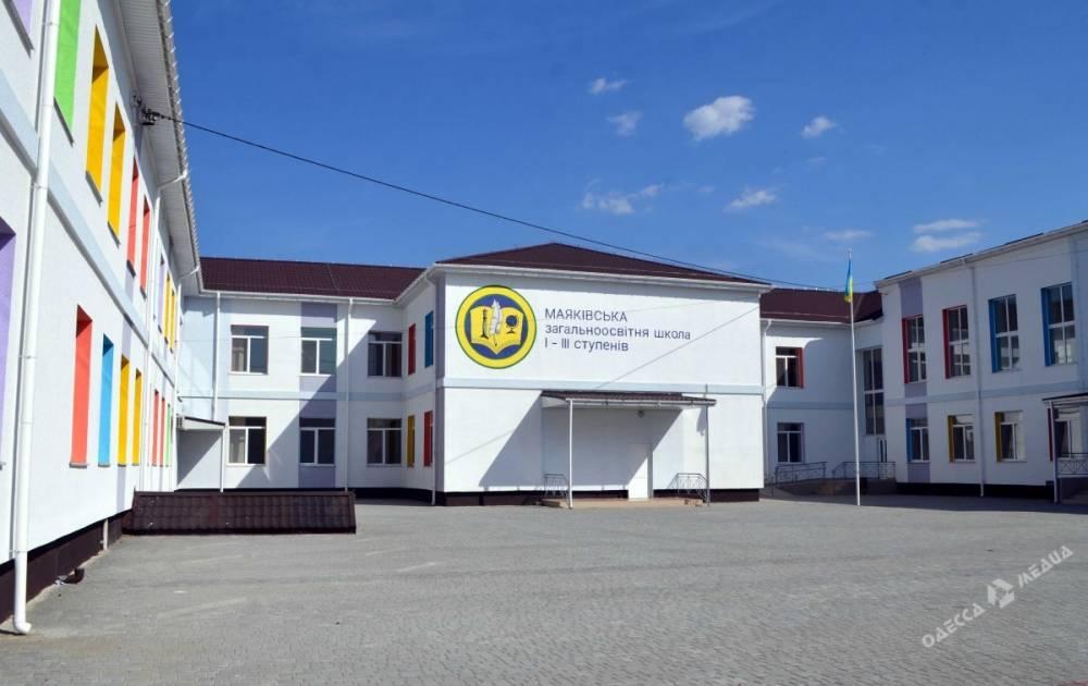 СБУ расследует хищение чиновниками Одесской ОГА 120 млн гривен на ремонте школы