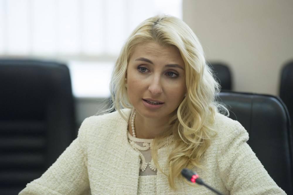 Бернацкой назначили залог в 7 млн гривен