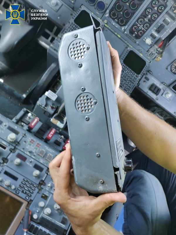 В аэропортах Киева и Одессы бизнесмены использовали неисправные самолеты