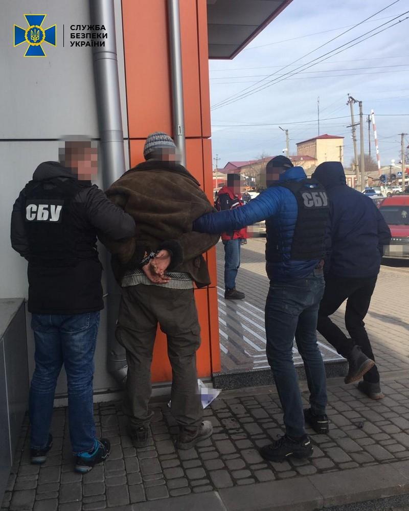 В Киеве предотвратили убийство сотрудника Академии СБУ