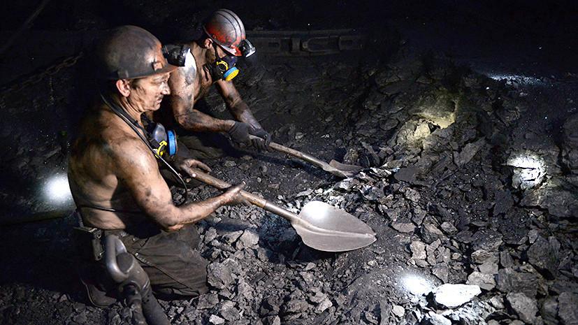 Работники «Мирноградугля» получили условные сроки за смерть коллеги