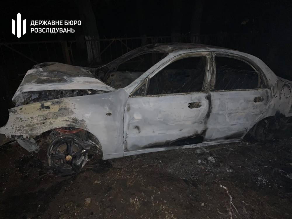 Черкасскому полицейскому вручили подозрение за смертельное ДТП с возгоранием