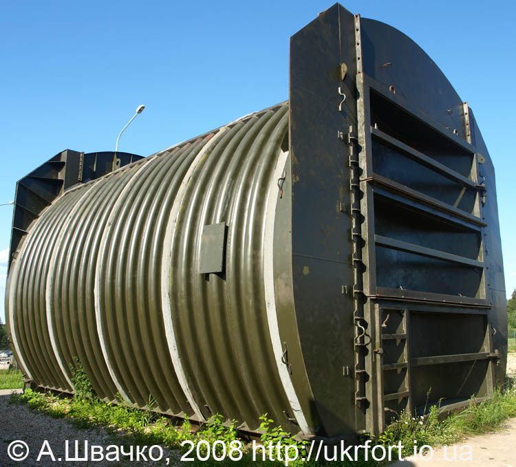 Одесские военные «потеряли» мобильный пункт управления весом в 90 тонн